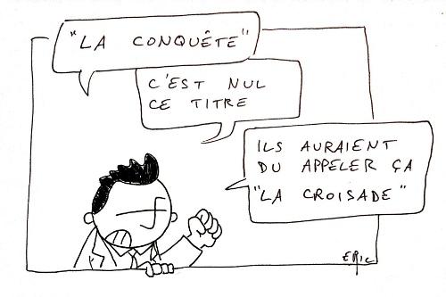 La conquête de Sarkozy