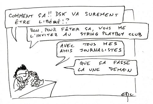 DSK le retour