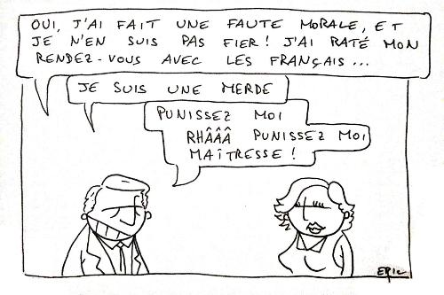 DSK pardon aux Français