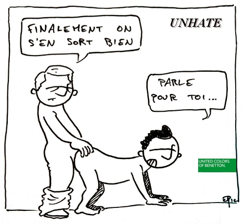 benetton pub unhate